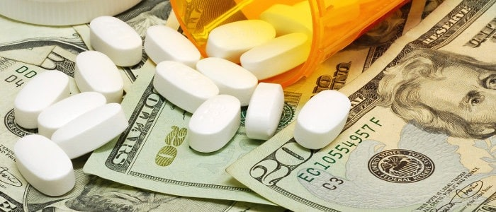 The expense of buying modafinil ads up